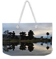 Weekender Tote Bag featuring the photograph Ventura California Coast Estuary by Kyle Hanson