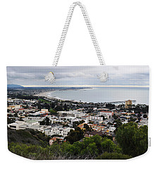 Ventura Coast Skyline Weekender Tote Bag