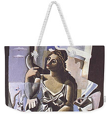 Venus And Sailor Weekender Tote Bag