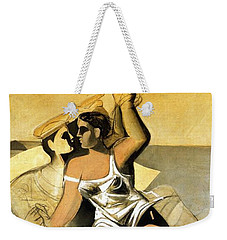 Venus And Sailor II Weekender Tote Bag