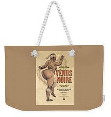 Venus Noire Weekender Tote Bag
