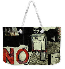 Verbal Statement  Weekender Tote Bag