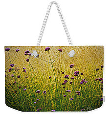 Verbena Weekender Tote Bag