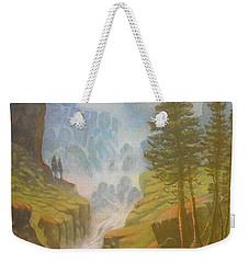 Verdi Colline Weekender Tote Bag