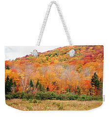 Vermont Foliage Weekender Tote Bag