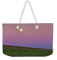Vermont Harvest Moonrise Weekender Tote Bag