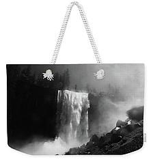 Vernal Fall And Mist Trail Weekender Tote Bag