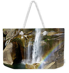 Vernal Falls Mist Trail Weekender Tote Bag