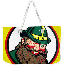 Vernors Ginger Ale - The Vernors Gnome Weekender Tote Bag