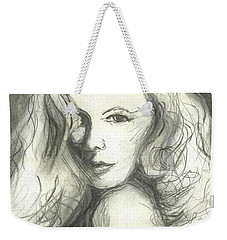 Veronica Lake Weekender Tote Bag