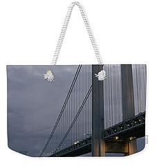 Verrazano Bridge Weekender Tote Bag