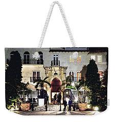 Versace Mansion South Beach Weekender Tote Bag