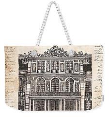 Versailles Weekender Tote Bag