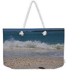 Weekender Tote Bag featuring the photograph Verses Out Of Rhythm by Michiale Schneider