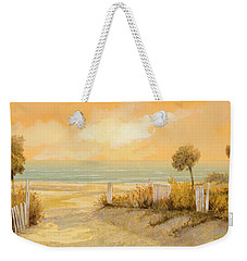 Verso La Spiaggia Weekender Tote Bag