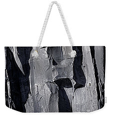 Vertical Trails Weekender Tote Bag