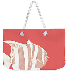Very Finny Weekender Tote Bag