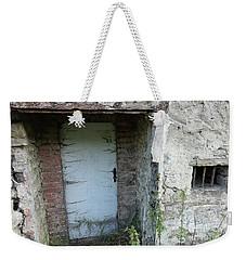 Very Long Locked Door Weekender Tote Bag