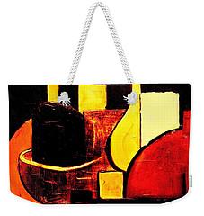 Vessels Hot Weekender Tote Bag