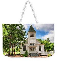 Veterans Home Chapel Weekender Tote Bag