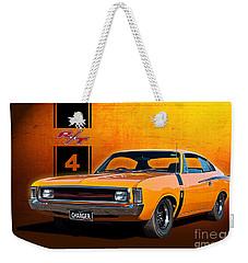 Vh Valiant Charger Weekender Tote Bag