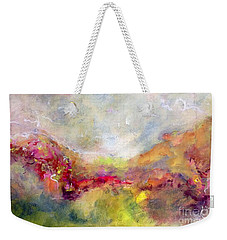 Vibrancy Weekender Tote Bag by Gail Butters Cohen