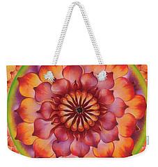 Vibration Of Joy And Life Weekender Tote Bag