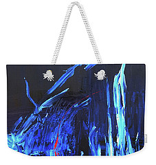 Vibrations Weekender Tote Bag by Ania M Milo