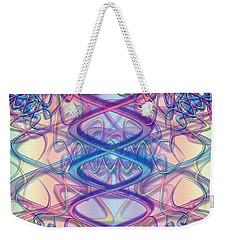 Vibrations Weekender Tote Bag