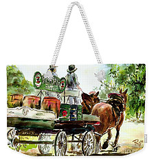 Victoria Bitter, Working Clydesdales. Weekender Tote Bag