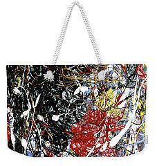 Vicious Circle Weekender Tote Bag by Elf Evans