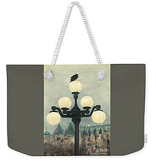 Victoria Evening Weekender Tote Bag
