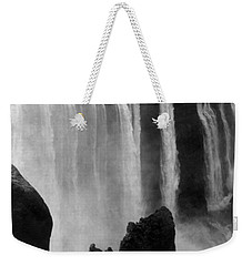 Victoria Falls - C 1911 Weekender Tote Bag by International  Images