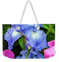 Victoria Falls Iris Weekender Tote Bag