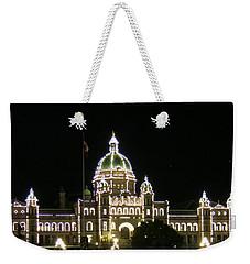 Victoria Legislative Buildings Weekender Tote Bag