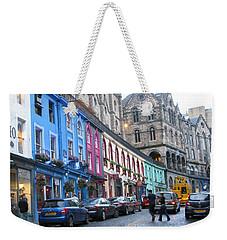 Victoria St Weekender Tote Bag