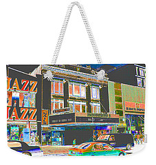 Victoria Theater 125th St Nyc Weekender Tote Bag