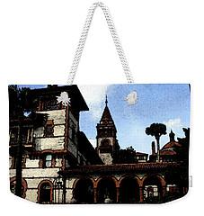 Victorian Era Hotel Weekender Tote Bag