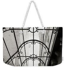 Victorian Glass Roof Weekender Tote Bag