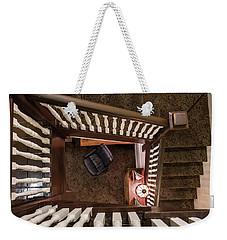 Victorian Stairway Weekender Tote Bag