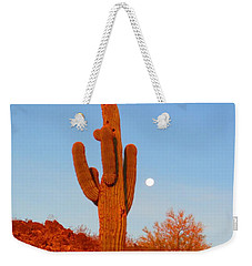 Victor's Harvest Moonset Weekender Tote Bag
