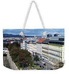 Vienna Beltway Weekender Tote Bag