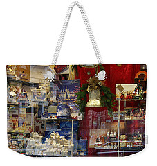 Vienna Chocolatier Shop Weekender Tote Bag