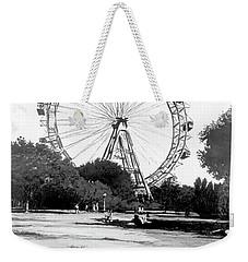 Viennese Giant Wheel Weekender Tote Bag