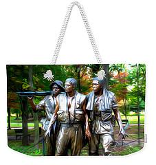 Viet Nam Memorial Weekender Tote Bag