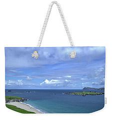View Blasket Island #g0 Weekender Tote Bag