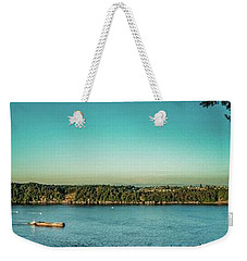 View From 11th Ave. Weekender Tote Bag