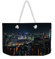 View From 21st Weekender Tote Bag