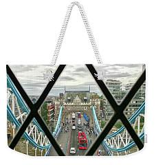 View From A Bridge Weekender Tote Bag