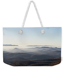View From Blood Mountain Weekender Tote Bag